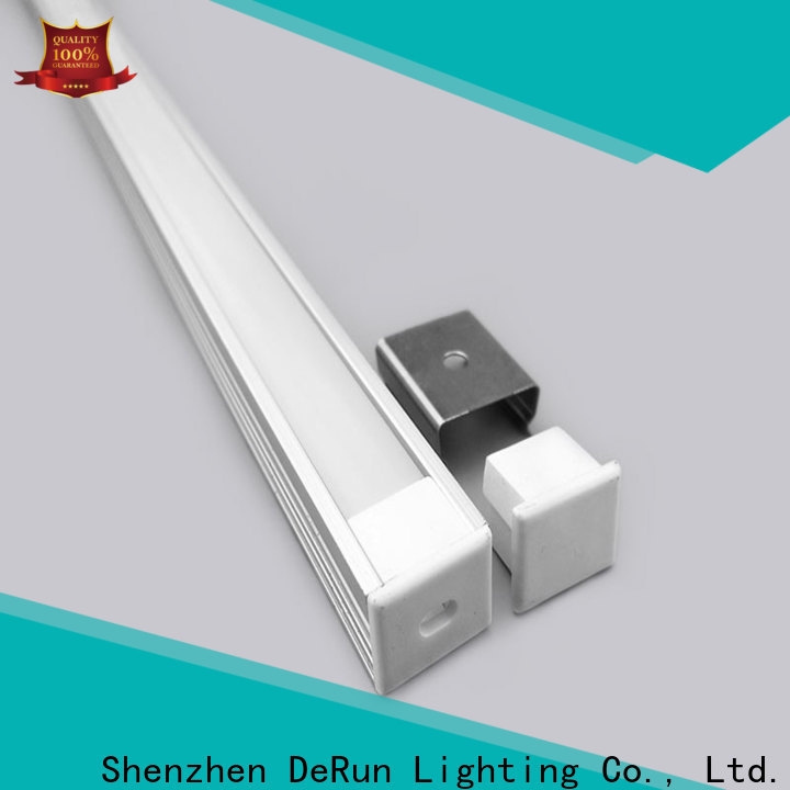 DeRun channel led aluminum channel from manufacturer for signboard