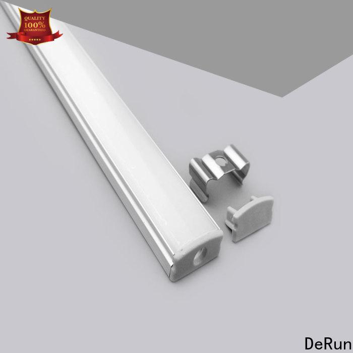 DeRun virtually led strip diffuser bulk production for cabinet