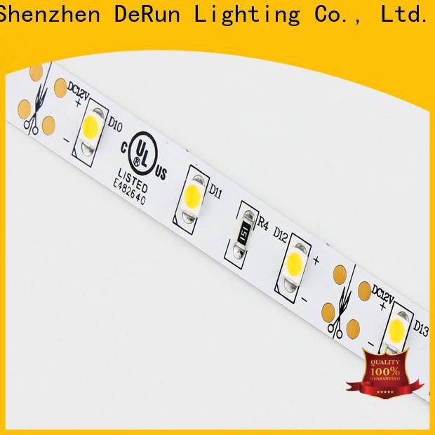DeRun led color led strip light producer for party