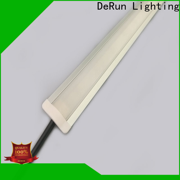 DeRun hot-sale linear led lighting at discount for bar