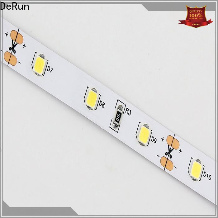 DeRun effective color led strip light for dining room