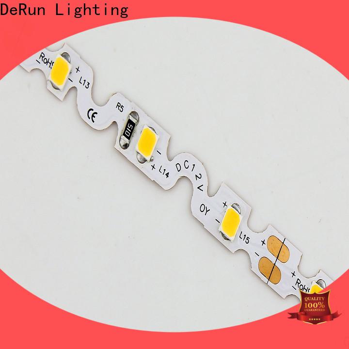 DeRun led color led strip light vendor for office