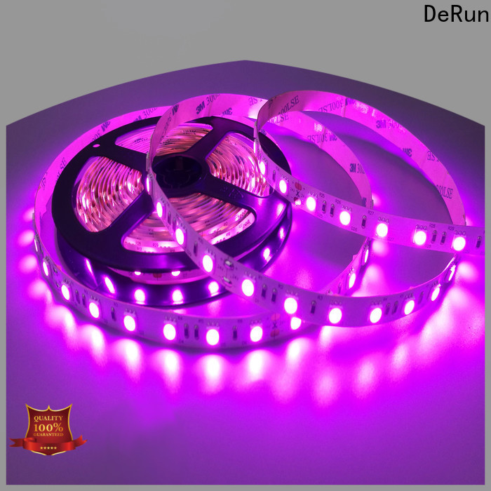 DeRun high-quality uv led strip order now