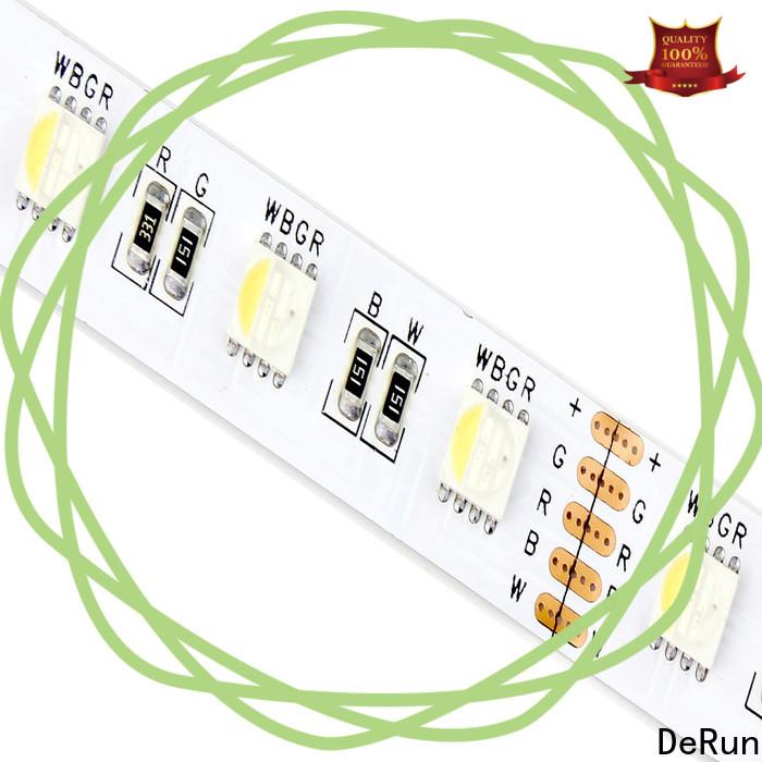 DeRun quality rgb led strip vendor for counter