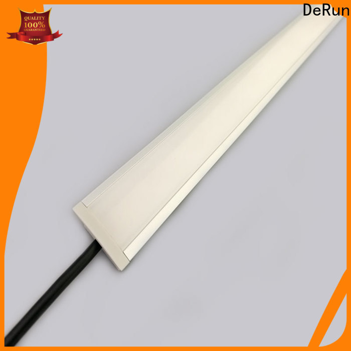 DeRun hot-sale led linear check now for foyer
