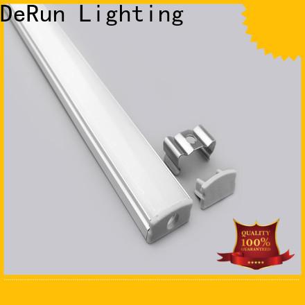 DeRun effective profile led for building