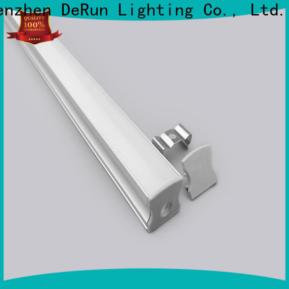 DeRun effective led strip diffuser from manufacturer for signboard