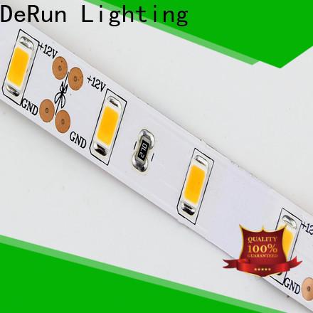 DeRun different coloured led strip lights wholesale for restaurant