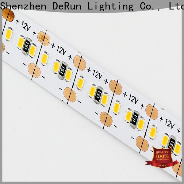 DeRun color led strip light manufacturer for party