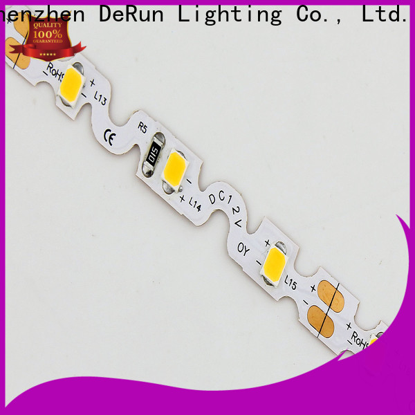 DeRun inexpensive bendable led strip widely-use for event