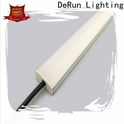 DeRun durable linear light fixture check now for dining room