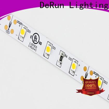 DeRun different coloured led strip lights supplier for event