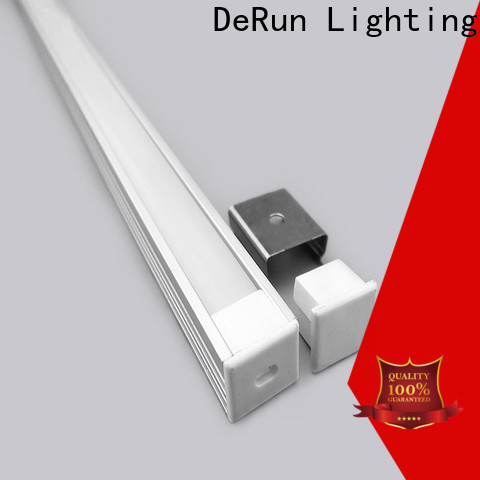 DeRun lightweight led extrusion factory price for home