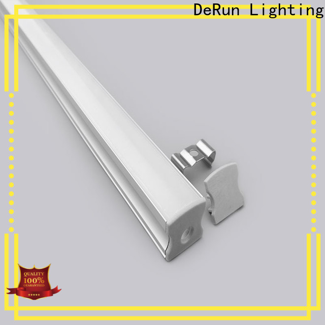 DeRun high efficiency led aluminum channel free design for cabinet