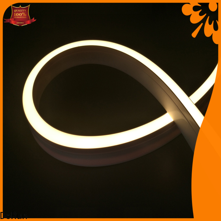 DeRun high-end neon rope light supplier for party
