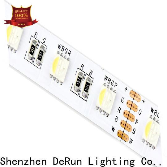 DeRun fine- quality rgb led strip supply for dining room