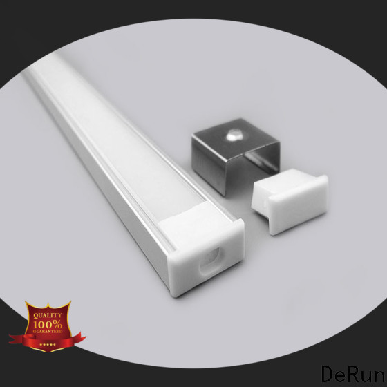 low cost led strip diffuser aluminum bulk production for kitchen island