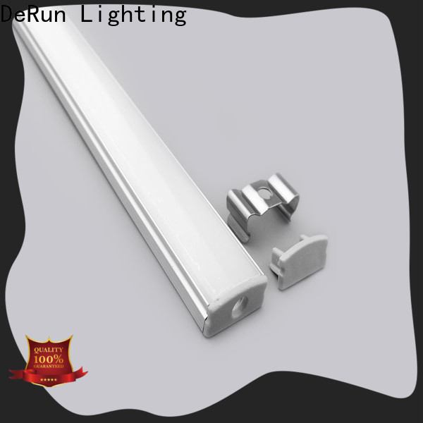 DeRun adjustable led extrusion factory price for office