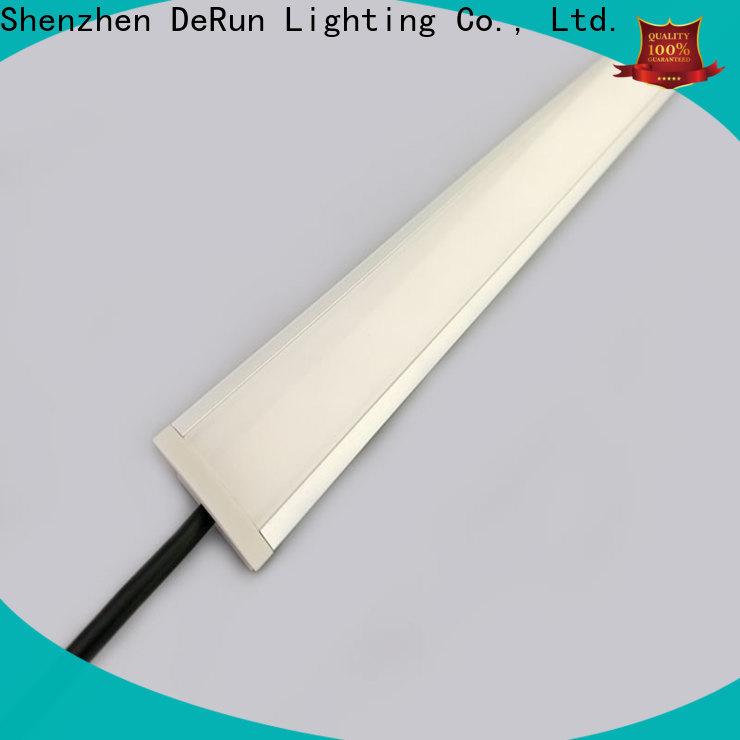 DeRun safety led linear light free design for bar