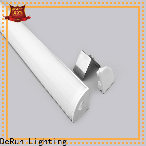 commercial led strip diffuser styles for building