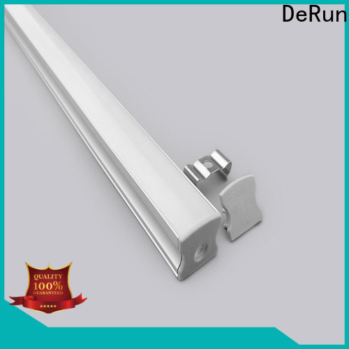 inexpensive led strip diffuser profiles bulk production for counter