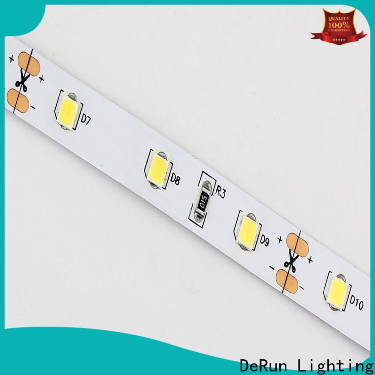 DeRun warm coloured led strip lights manufacturer for bar