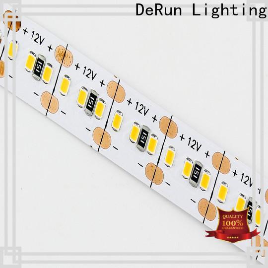 DeRun led warm led strip lights manufacturer for wedding