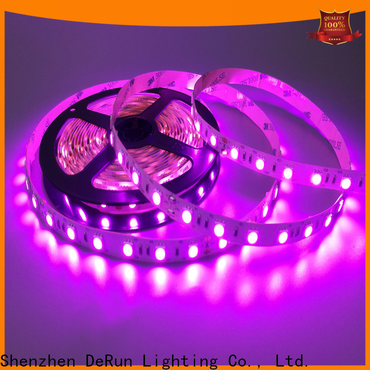 high-quality amber led strip strip certifications for foyer