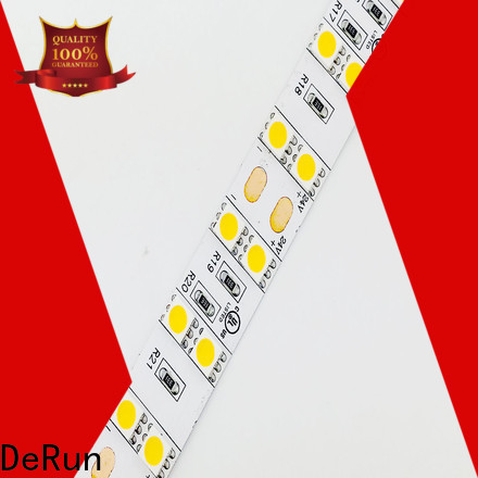 DeRun led brightest led strip free quote for cabinet