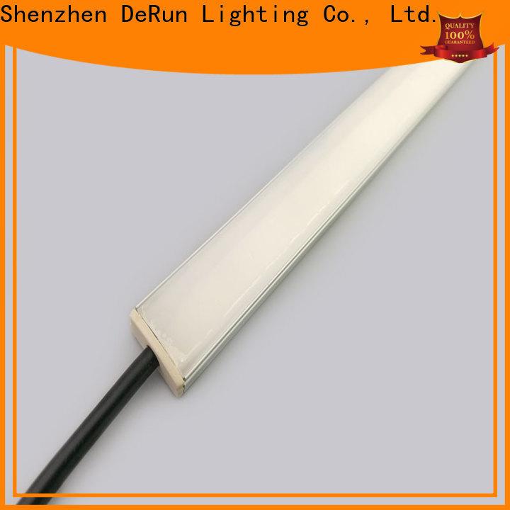 DeRun durable linear light fixture for hallway