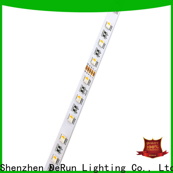DeRun industry-leading rgb led strip widely-use for cabinet