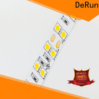 DeRun new-arrival color led strip light  manufacturer for dining room