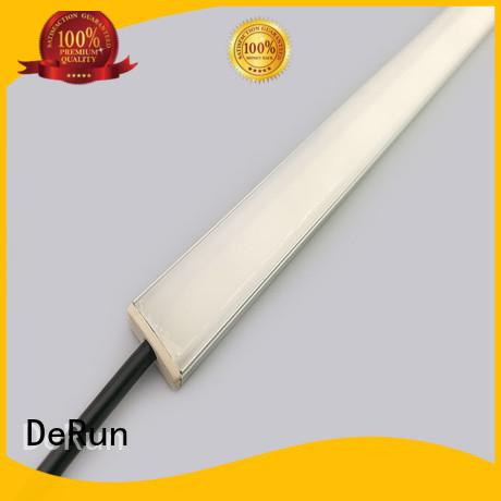 DeRun dimension linear light fixture bulk production for foyer