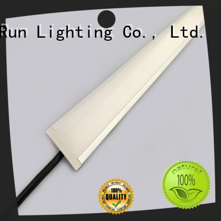 DeRun elegance linear led lighting bulk production for entry