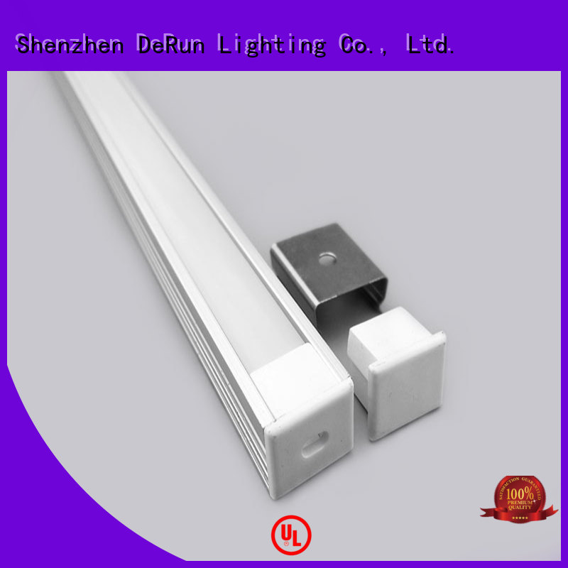 DeRun commercial led aluminum channel free design for office