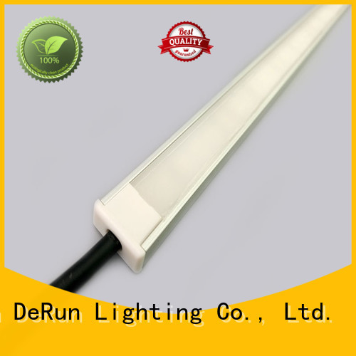 DeRun elegance linear lighting from manufacturer for wedding
