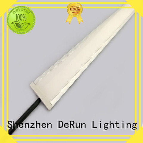 DeRun lengths linear led lighting for wholesale for dining room