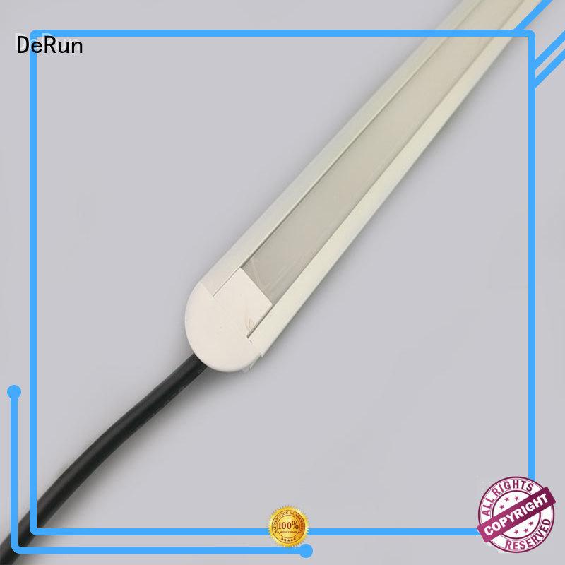 DeRun hot-sale linear led lighting for dining room