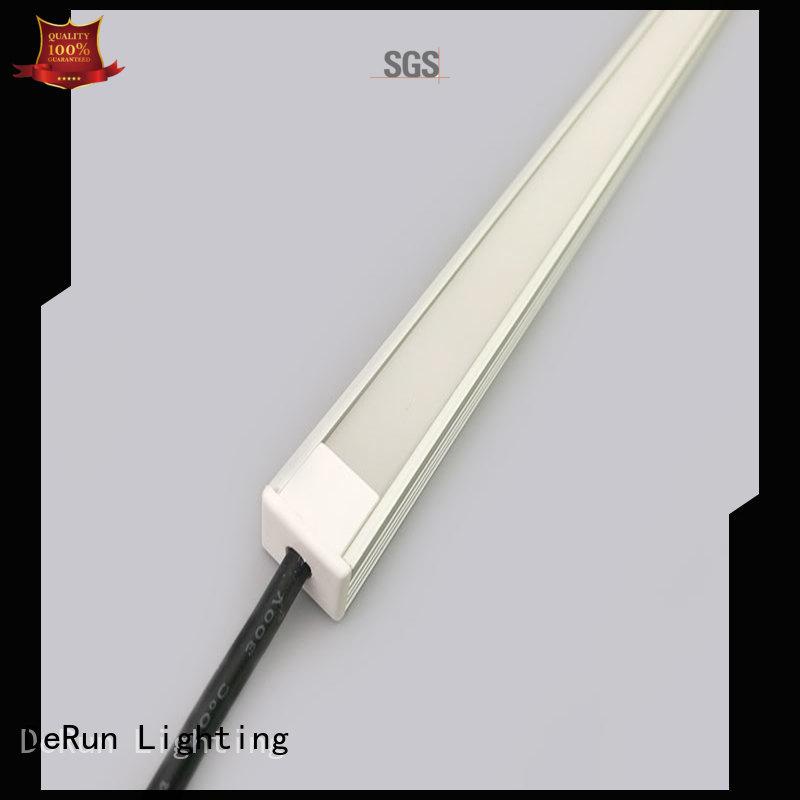 DeRun vivid led linear light from manufacturer for kitchen island