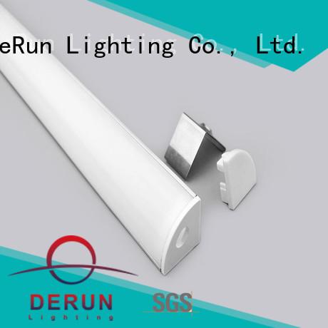 channel led aluminum profile bulk production for home DeRun