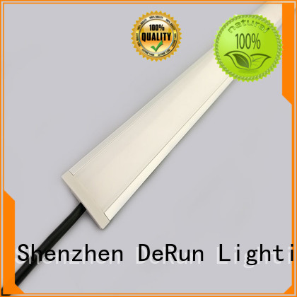 DeRun scientific linear light fixture free design for entry