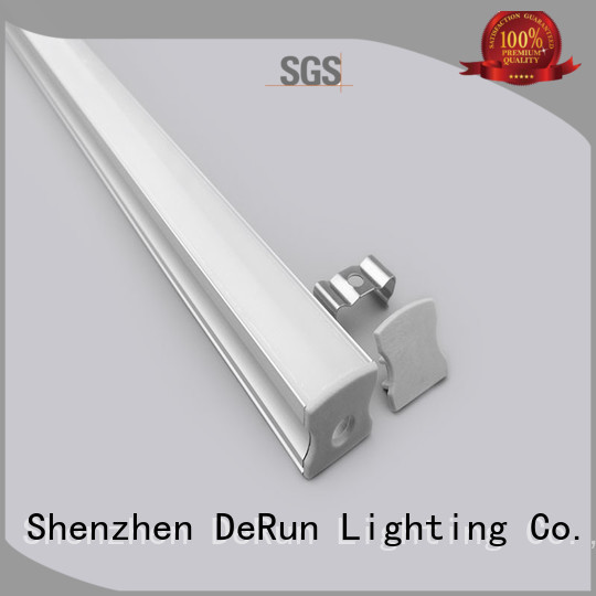 DeRun low cost led aluminum channel free quote for home
