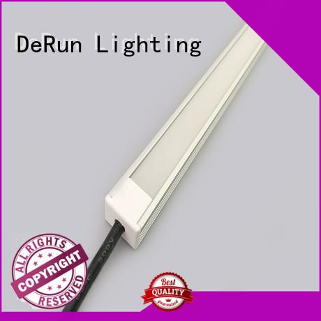 DeRun hot-sale linear led lighting check now for restaurant