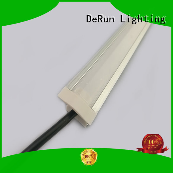 DeRun useful linear light fixture for wholesale for kitchen island