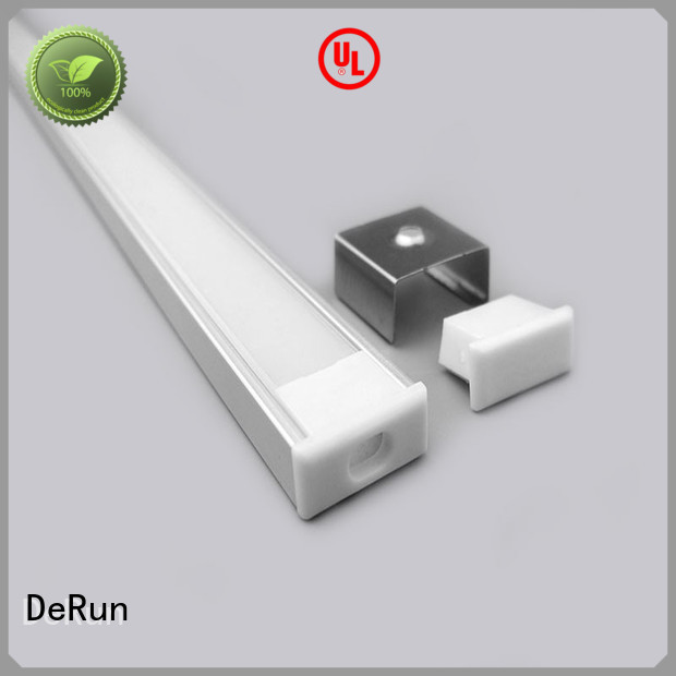 channel led extrusion free design for signboard DeRun