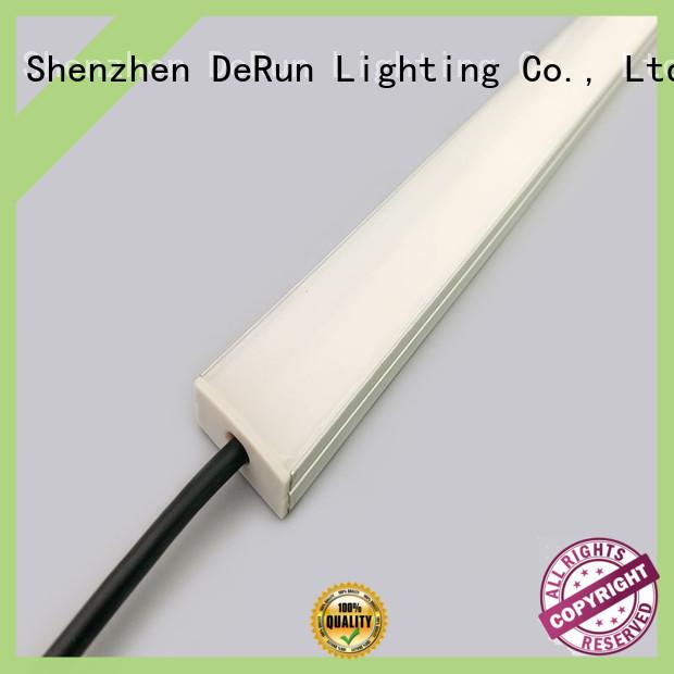DeRun durable linear light fixture free design for office