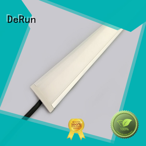DeRun light linear light fixture free design for entry