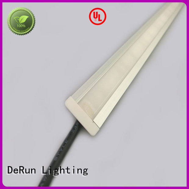 dimension led linear ceiling lights styles for wedding DeRun