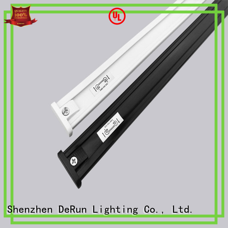 DeRun safety dc power track supplier