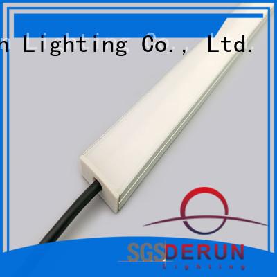 DeRun light led linear light free design for dining room